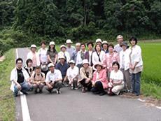 健康に役立つ[中村米]の見学ツアー